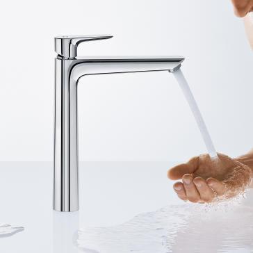 Hansgrohe 71717 Talis E 240 Faucet Qualitybath Com