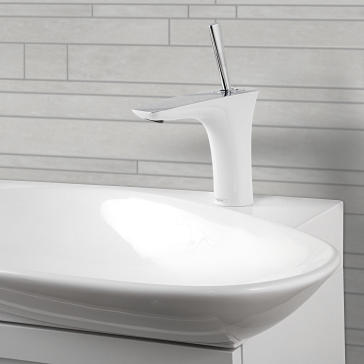 Hansgrohe 15070001 Puravida Single-hole Faucet- Without Pop-up ...