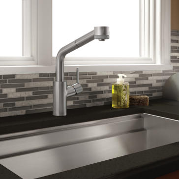 Hansgrohe 04247 Talis S Kitchen Faucet | QualityBath.com
