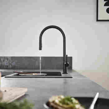 Hansgrohe 72800671 Talis N Kitchen Faucet Qualitybath Com