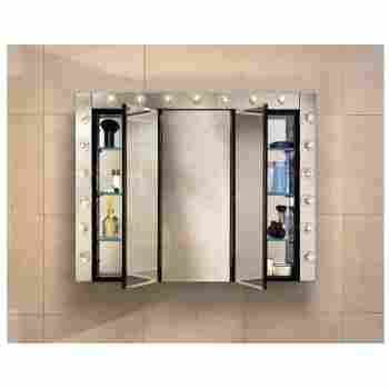 Robern Plm3630 Plm Series 36 Quot 3 Door 1 2 Quot Mirrored Door