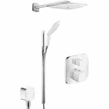 Hansgrohe Puravida Set 1 Puravida Thermostatic Shower Set With ...