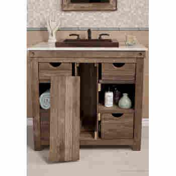 Native Trails Vnw361 Chardonnay 36 Bathroom Vanity Qualitybath Com