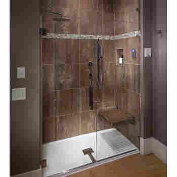 Mti SB6032BF Designer Collection Barrier Free Shower Base ...
