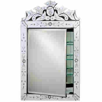 Afina Sd Rad T Radiance Venetian 25 1 2 Quot Single Door