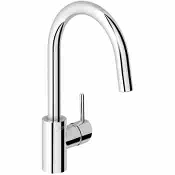 Grohe 32665 Concetto Dual Spray Pull Down Kitchen Faucet