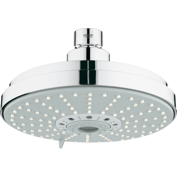grohe 27135 rainshower cosmopolitan 160 shower head. Black Bedroom Furniture Sets. Home Design Ideas