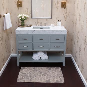 Ronbow Newcastle Bathroom Vanity QualityBathcom - Ronbow bathroom vanities