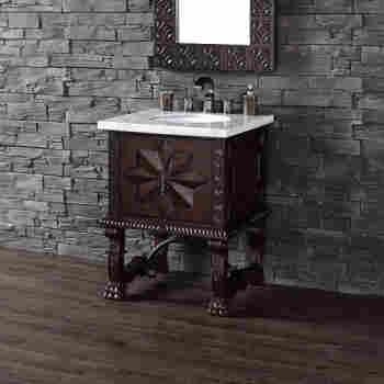 James Martin 150 V26 Anw Balmoral 26 Bathroom Vanity Qualitybath Com