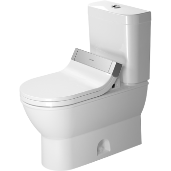 duravit 2126510000set darling new two piece toilet set. Black Bedroom Furniture Sets. Home Design Ideas
