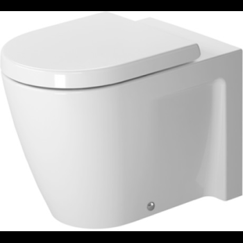 Surprising Starck 2 Floor Standing Toilet Beatyapartments Chair Design Images Beatyapartmentscom