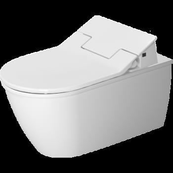duravit 2544590092 set darling new wall mounted toilet. Black Bedroom Furniture Sets. Home Design Ideas
