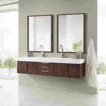 James Martin Furniture 389 V72d Mercer Island Bathroom Vanity
