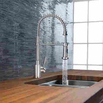 Blanco 440558 Meridian Semi Professional Kitchen Faucet
