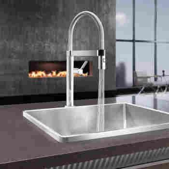 Culina Mini Semi-Professional Kitchen Faucet 2.2 GPM