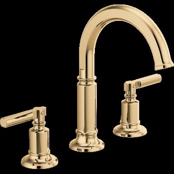 Brizo 65376lf Pglhp Invari Bathroom Faucet Qualitybath Com