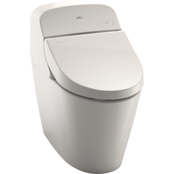Washlet G400 With Integrated Toilet