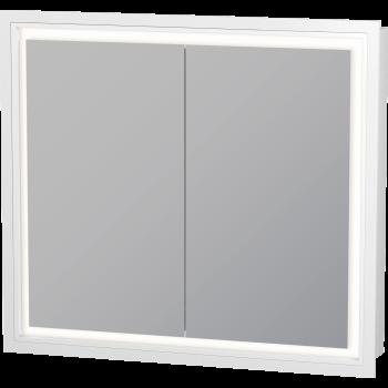 Duravit Lc765100000 L Cube Mirror Cabinet Qualitybath Com