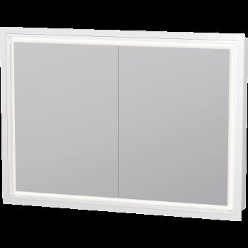 Duravit Lc765200000 L Cube Mirror Cabinet Qualitybath Com