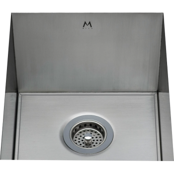 Mila Mous 301sb 20 Orion Dual Mount Stainless Steel Kitchen Sink