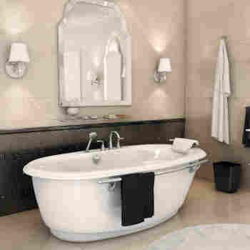 Maax 100084 000 Souvenir Freestanding Soaker Tub With Apron