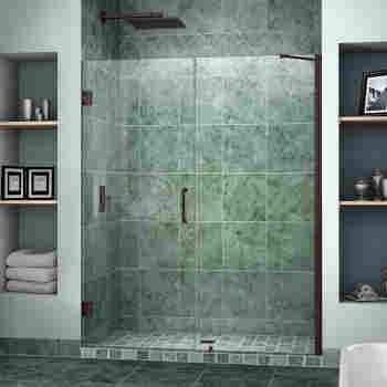 Dreamline Shdr 20597210 06 Unidoor 59 29 Inch Shower Door With 30