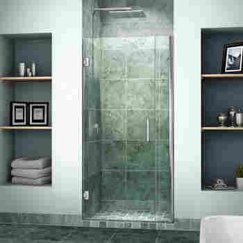 Dreamline Shdr 20357210 Unidoor 35 29 Inch Shower Door With 6