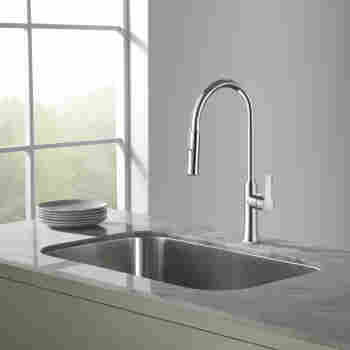 Kraus Kbu14 1630 42ch Kitchen Combo 31 1 2 Kitchen Sink With Faucet And Soap Dispenser Qualitybath Com