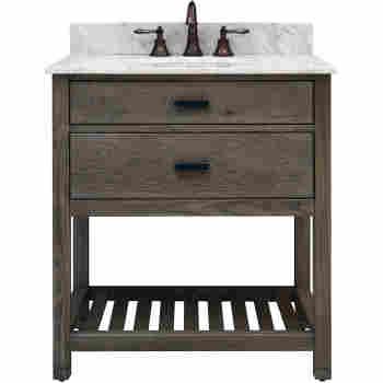 Sagehill Designs Bk3021d Blake 30 Bathroom Vanity Qualitybath Com