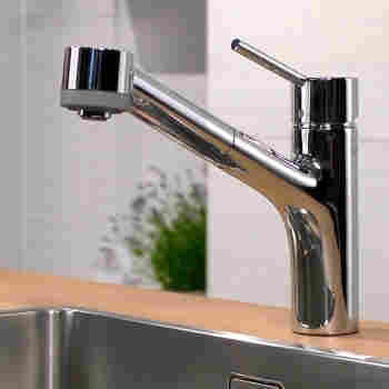 Hansgrohe 06462 Talis S Kitchen Faucet Qualitybath Com