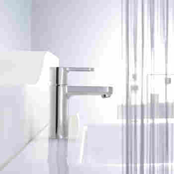 Hansgrohe 04531000 Metris S Single Hole Faucet Without Pop Up