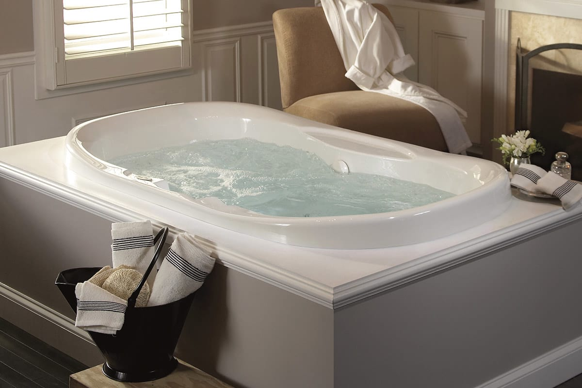 Air tub vs whirlpool what s the difference for What is the best bathtub