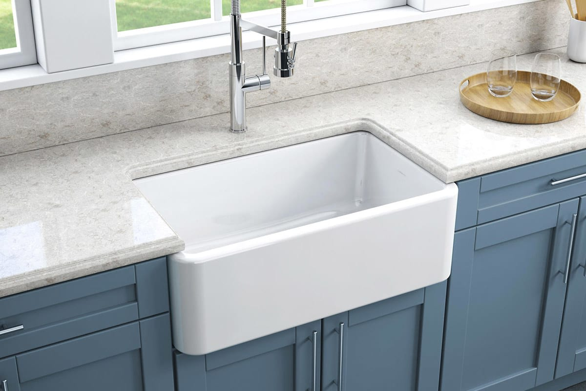 fireclay sinks everything you need to know - Kitchen Sinks Installation