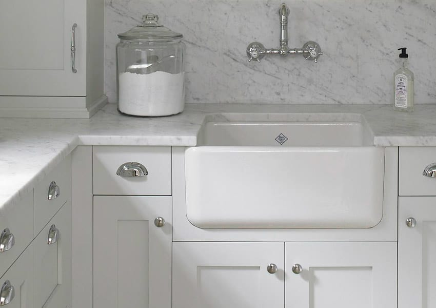Fireclay Sinks: Everything You Need to Know | QualityBath ...