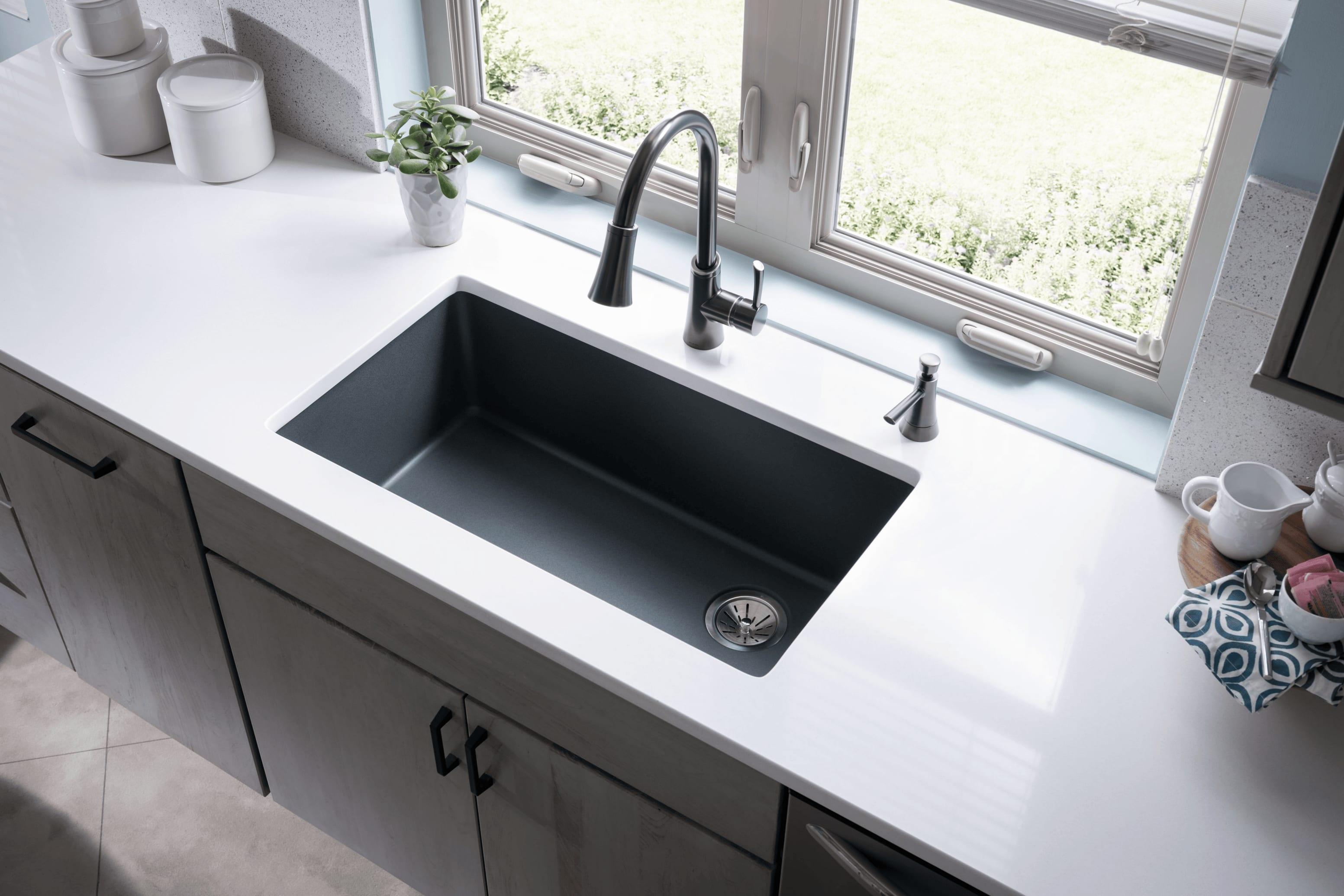 Quartz Sinks Everything You Need To Know Qualitybath Com Discover