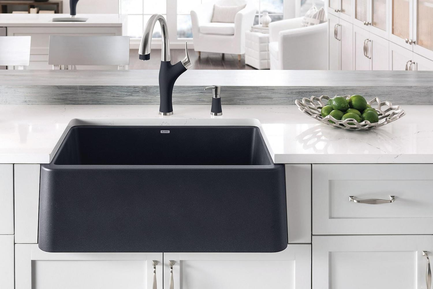Granite Sinks: Everything You Need to Know | QualityBath.com ...