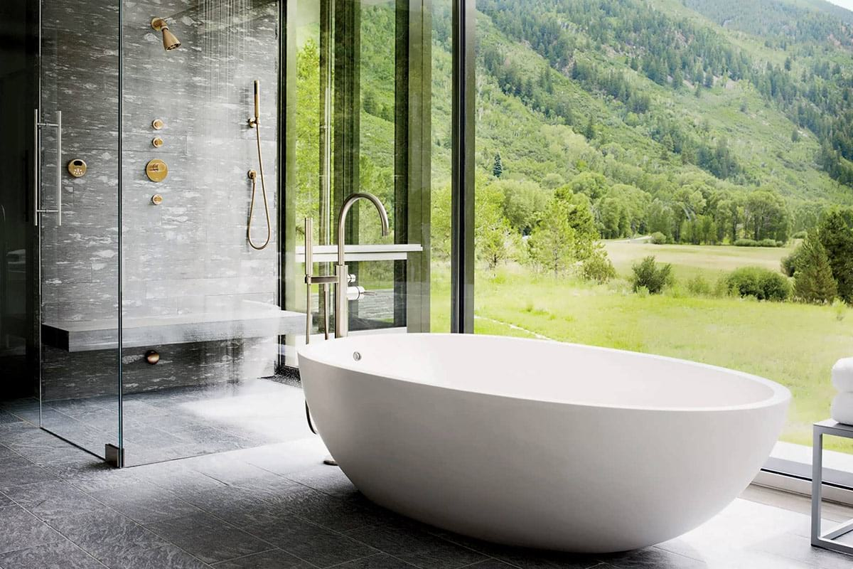 Soaking Tubs: Everything You Need to Know | QualityBath.com Discover