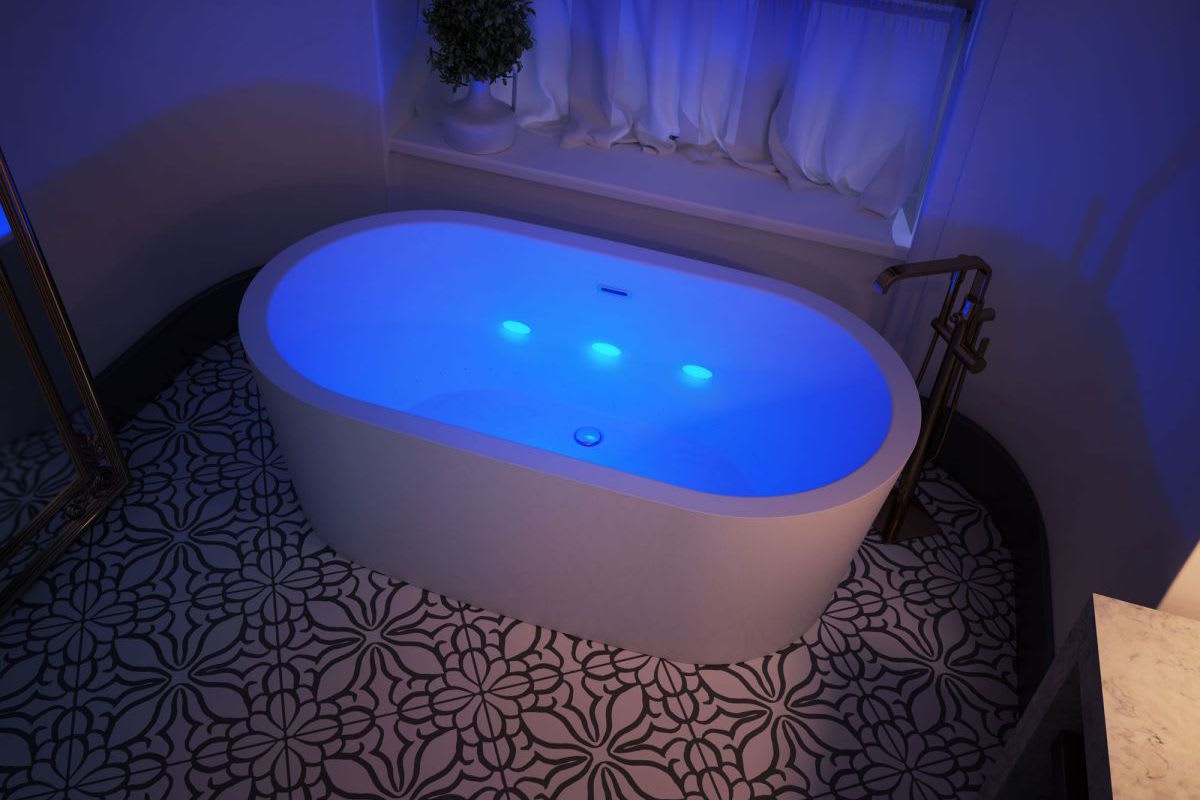 Bain Ultra Illuzio – Light it Up | QualityBath.com Discover