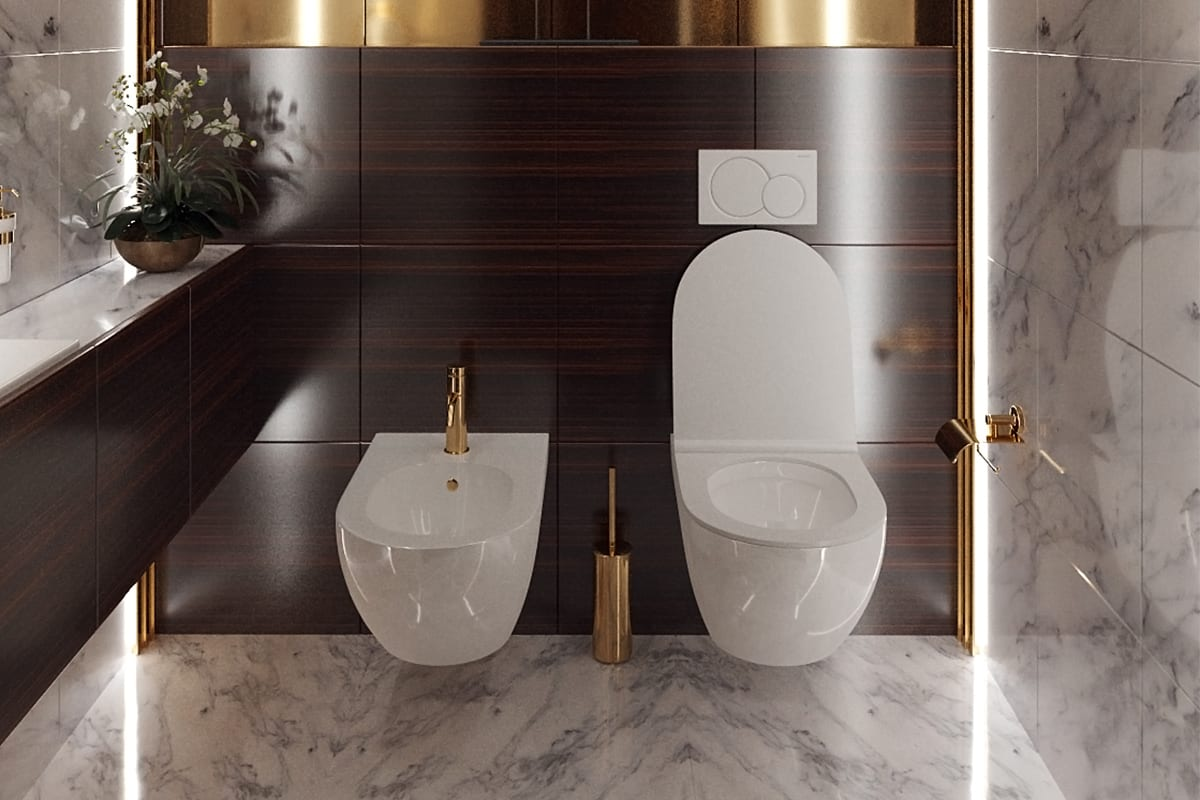 Outstanding Washlet Or Bidet How They Work And Which One Is For You Evergreenethics Interior Chair Design Evergreenethicsorg