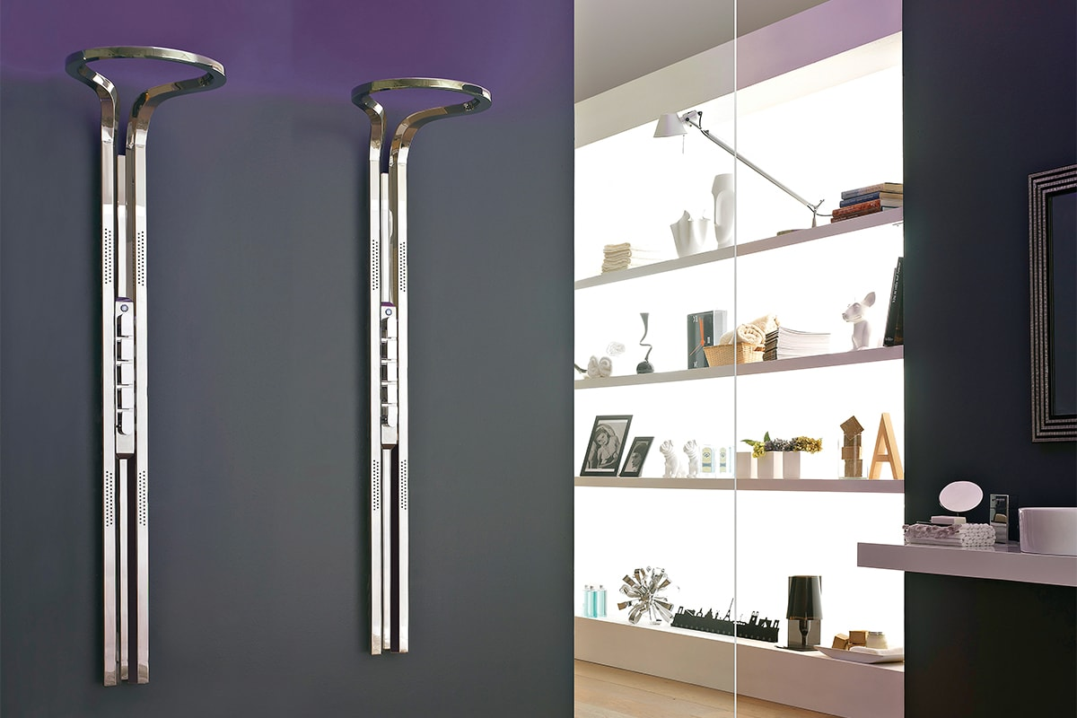 Shower Panels & Shower Pipes: The Affordable Shower System ...