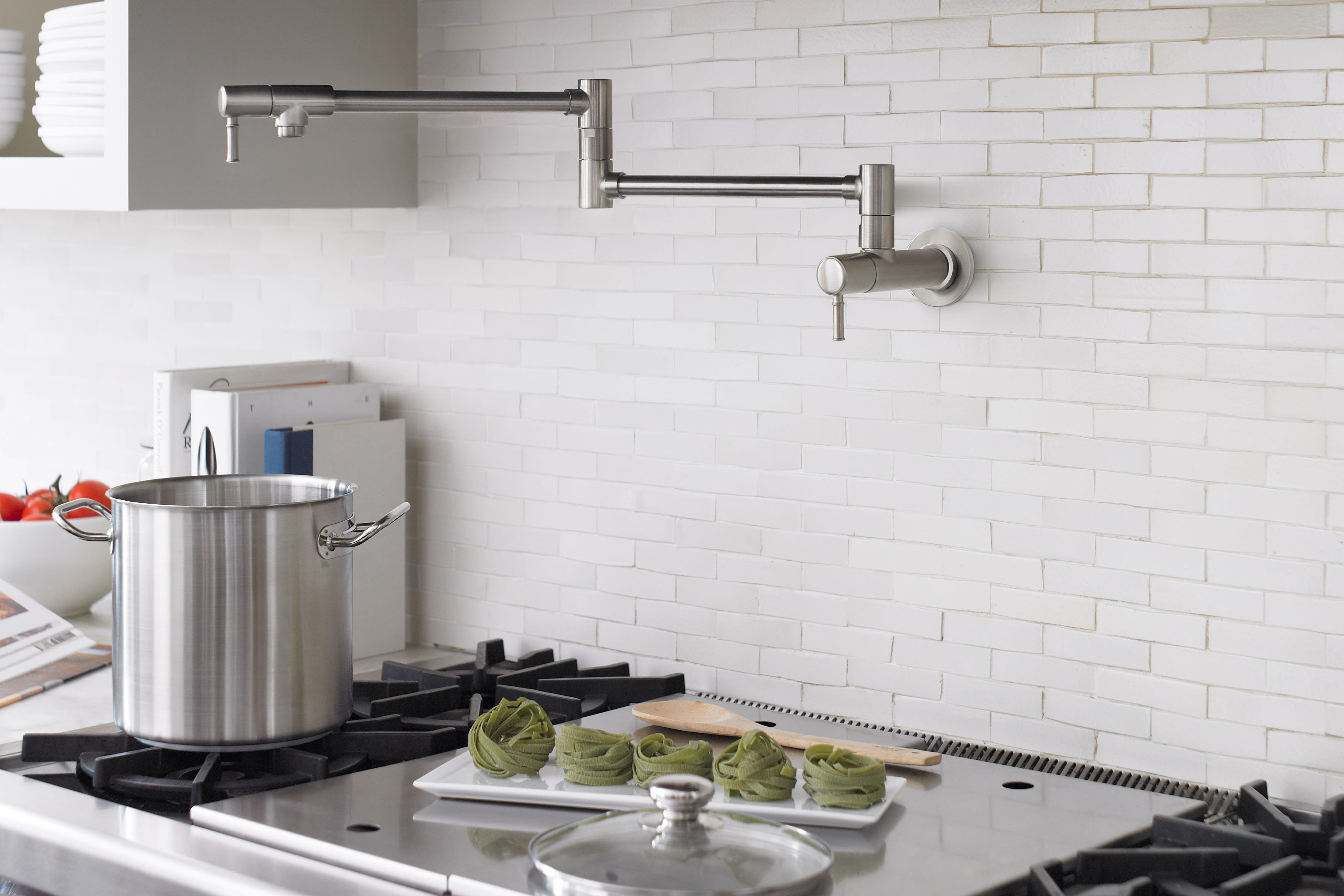 Form, Meet Function: Pot Fillers | QualityBath.com Discover