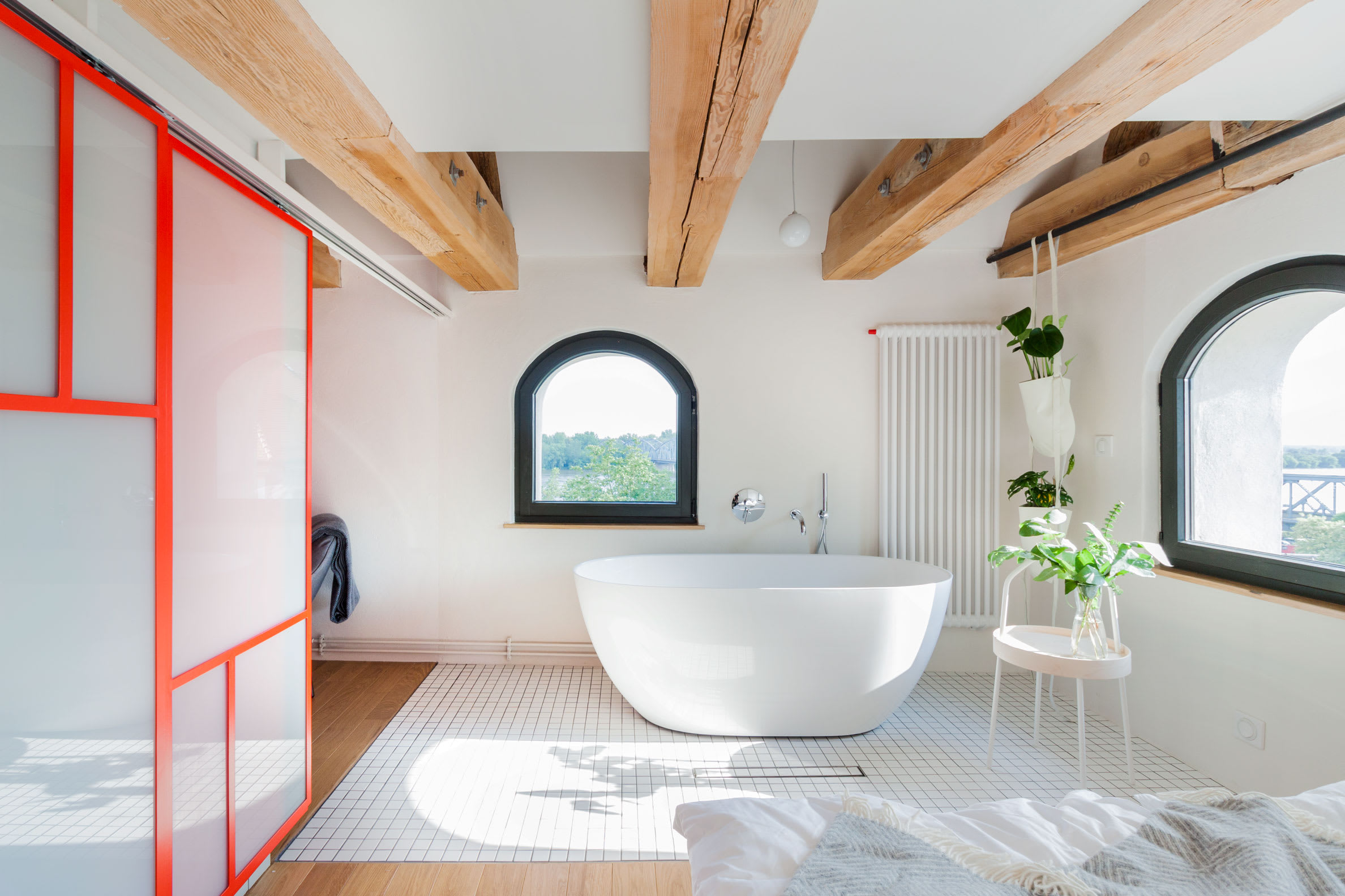 Think Outside The Bath Where To Put A Freestanding Tub