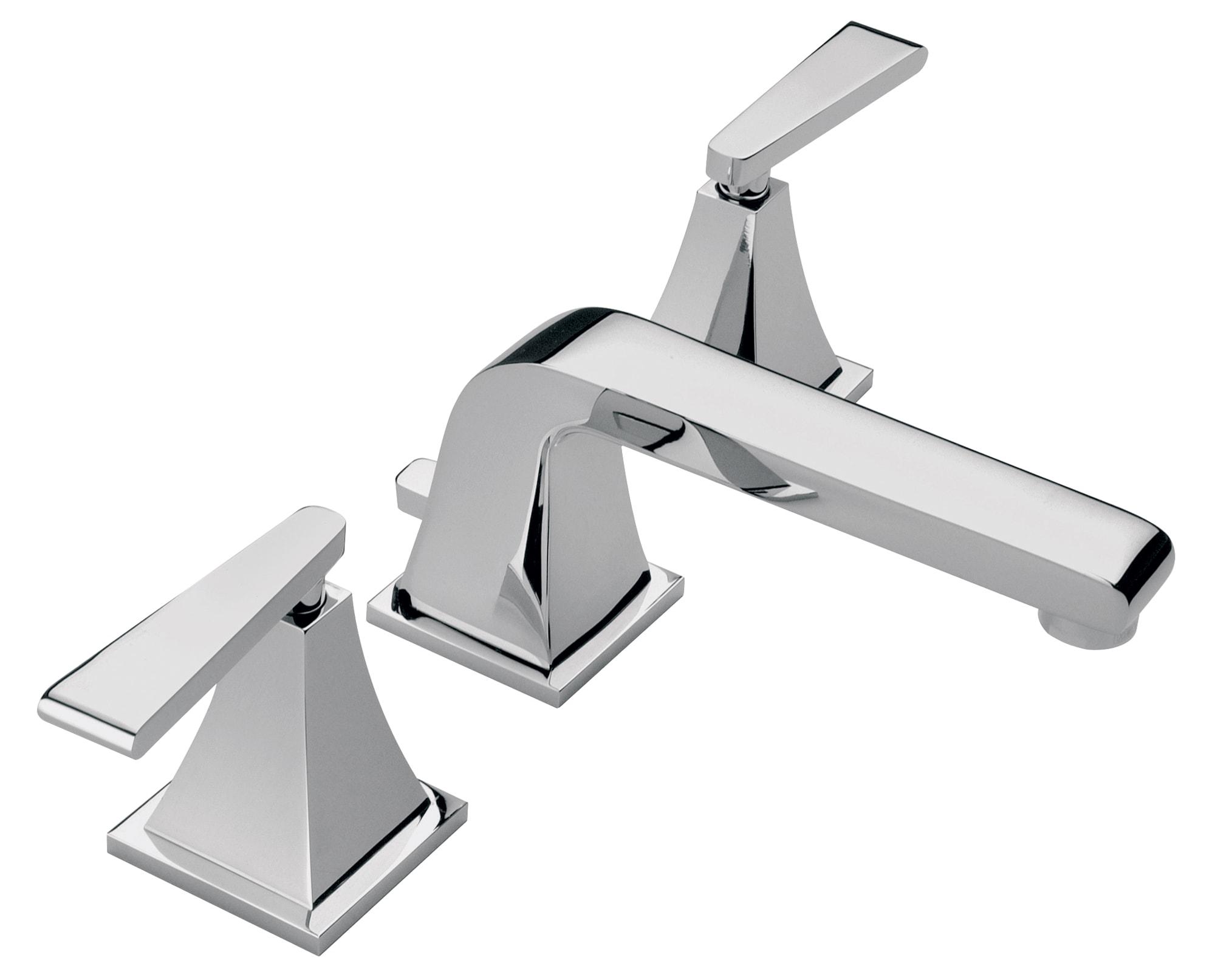 Magna Widespread Lavatory Faucet, Altman Bathroom Faucets