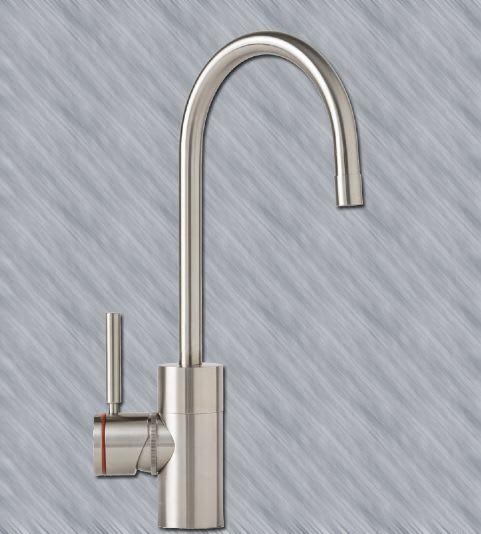 Waterstone 3900AC Parche Single Handle Prep Faucet Antique Copper