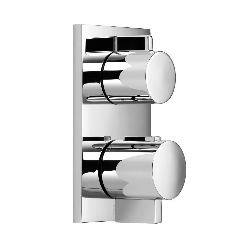 Dornbracht 36425670 Trim For Concealed Thermostat With One-way ...