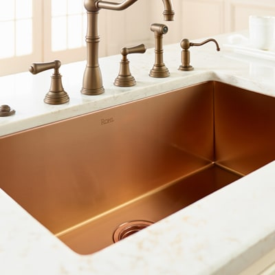 Shop For Your Kitchen Sink | QualityBath.com