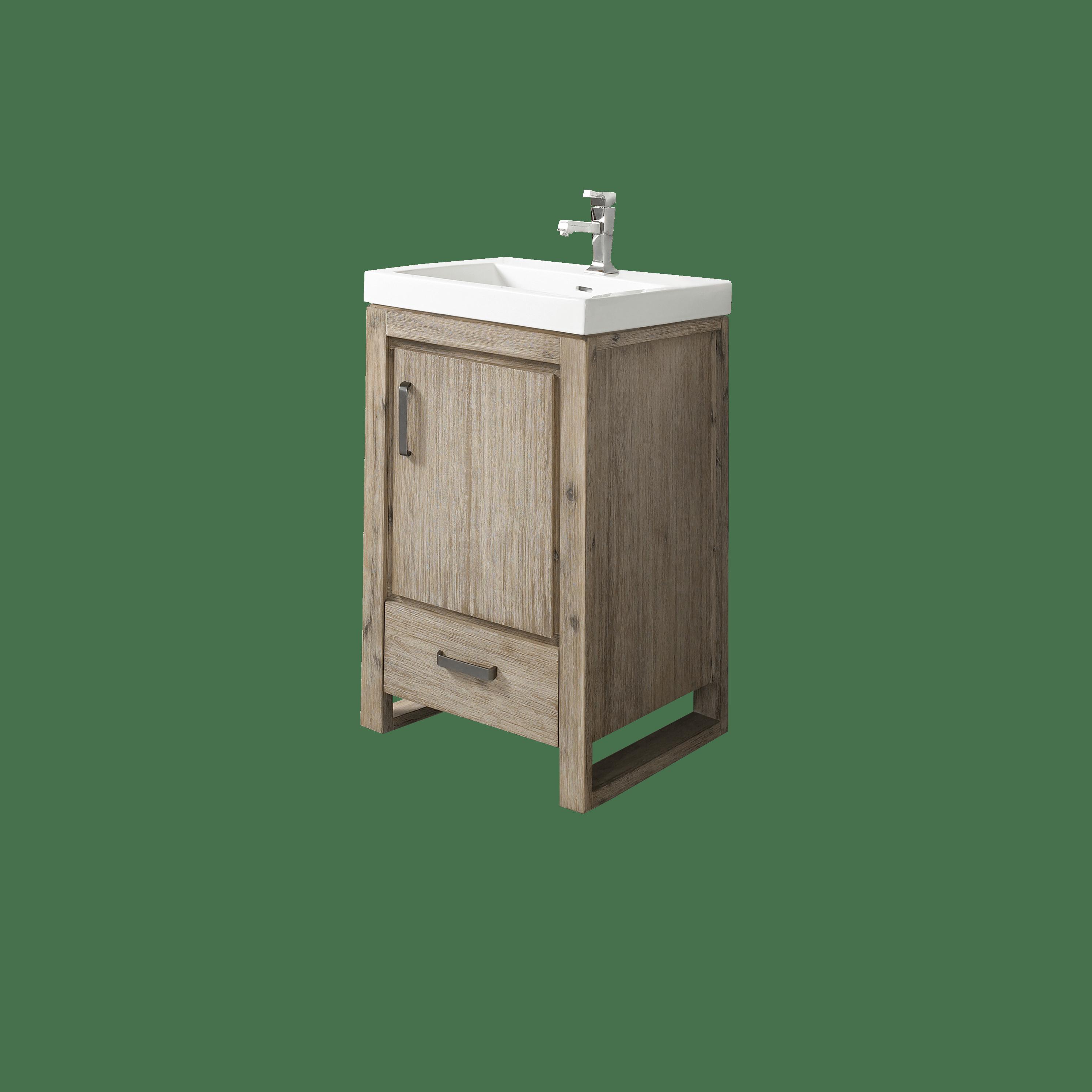Fairmont Designs 1530-V2118 Oasis Bathroom Vanity | QualityBath.com