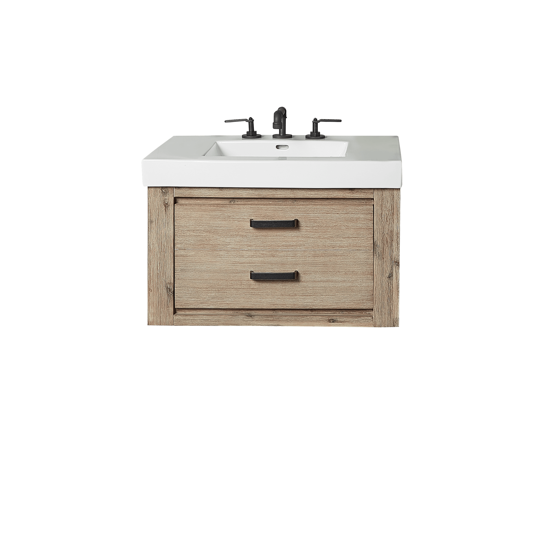 Fairmont Designs 1530-WV3018 Oasis Bathroom Vanity | QualityBath.com