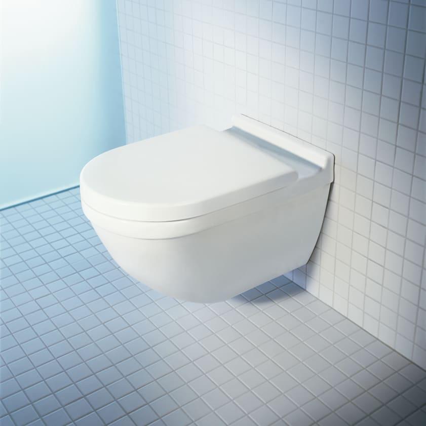 Duravit 2226090092 Starck 3 Wall Hung Toilet Qualitybath Com