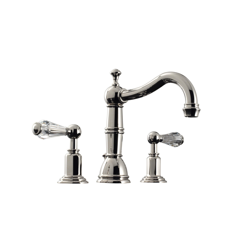 Santec 2920 Vantage Widespread Lavatory Faucet | QualityBath.com
